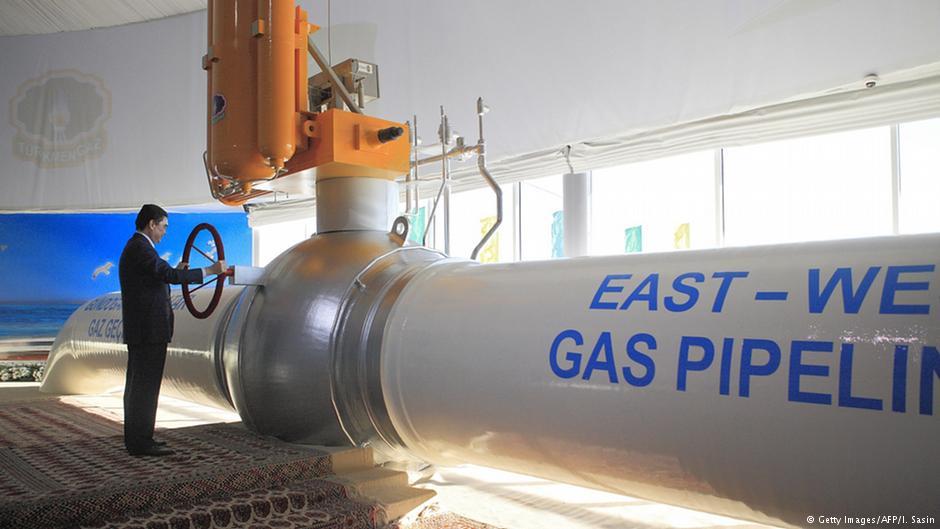 Газопровод ТАПИ может повторить судьбу туркменской газовой магистрали «Восток-Запад»