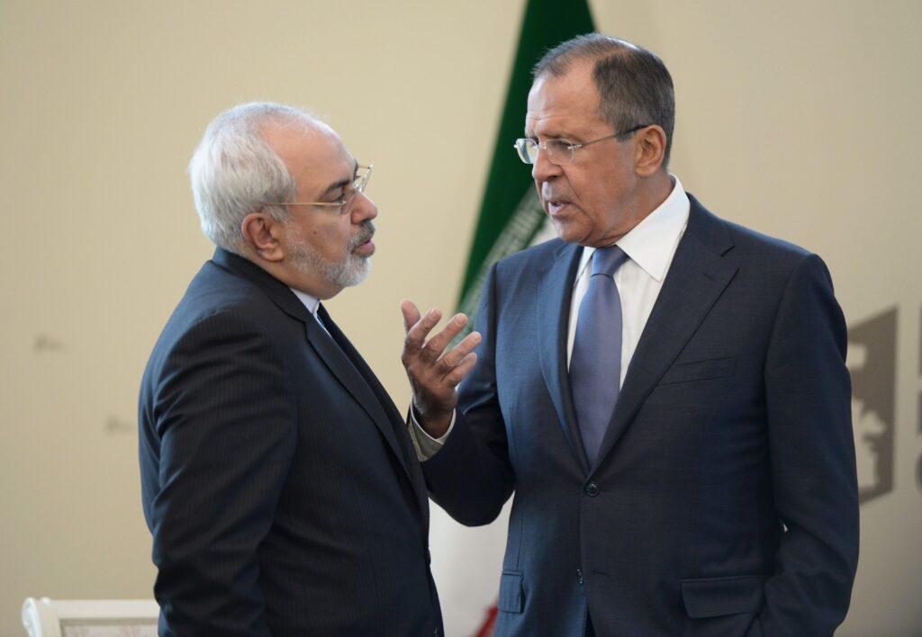 Состоялись российско-иранские переговоры на уровне глав МИД