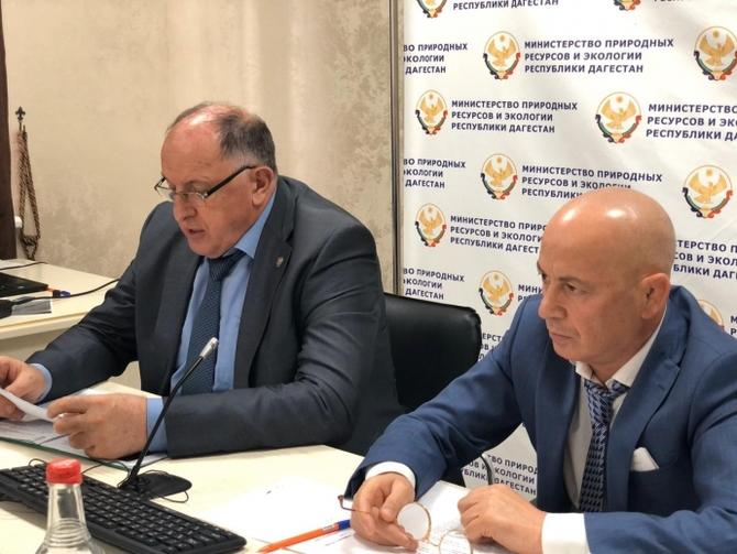 В Росрыбловстве обсудили вопросы развития рыбохозяйственного комплекса Дагестана