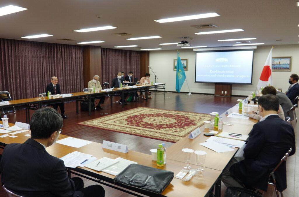 В Японии создано общество экспертов по изучению Казахстана