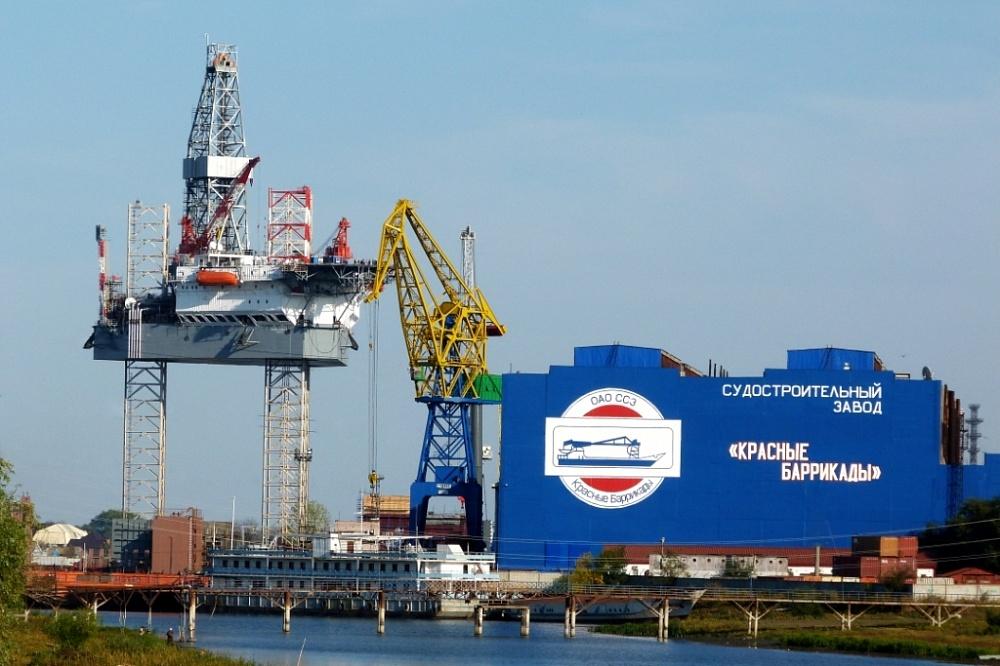 Астраханский завод «Красные Баррикады» может войти в Каспийский кластер
