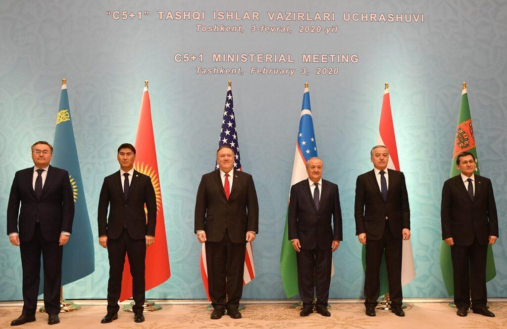 Присутствие США в Центральной Азии: реалии и перспективы