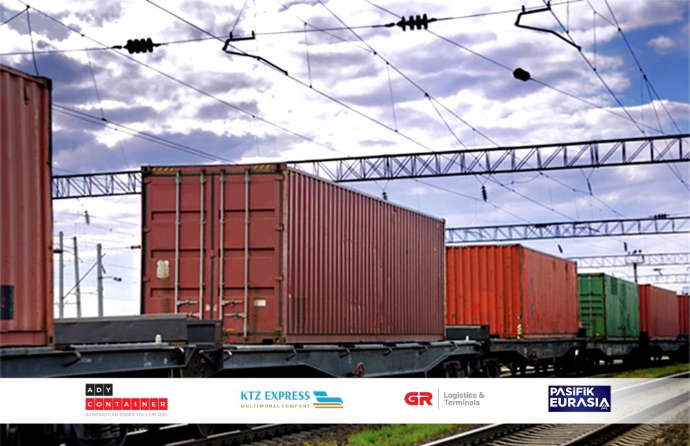 Контейнерный поезд прибыл из Китая в Турцию в рекордно короткие сроки