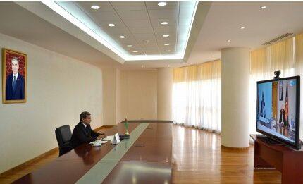 Состоялись переговоры глав МИД Туркменистана, Азербайджана и Афганистана