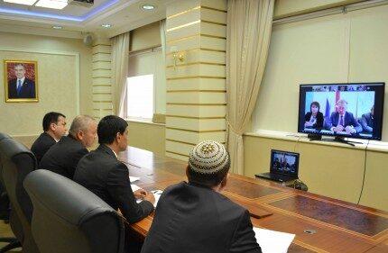 Туркменистан и Россия развивают отношения в сфере строительства