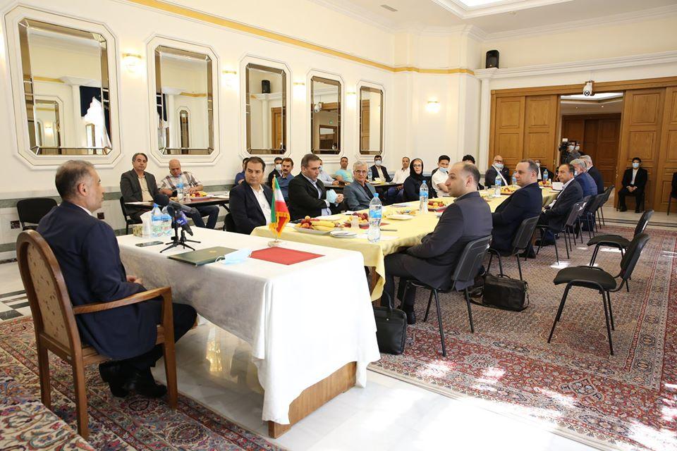 Казем Джалали работает над углублением российско-иранских связей