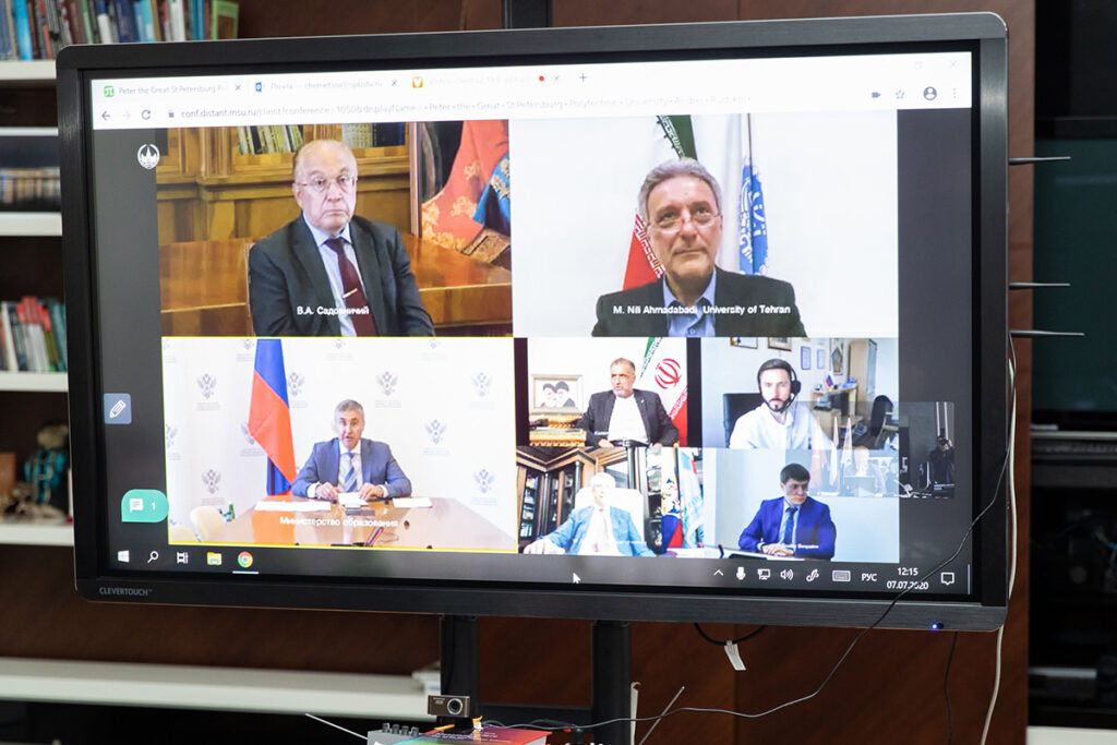 Как прошёл Пятый форум ректоров вузов России и Ирана