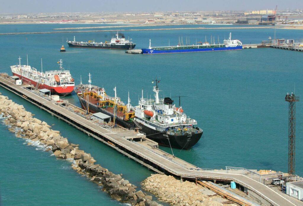 Привлечение новых видов грузов и открытие новых маршрутов портом Актау