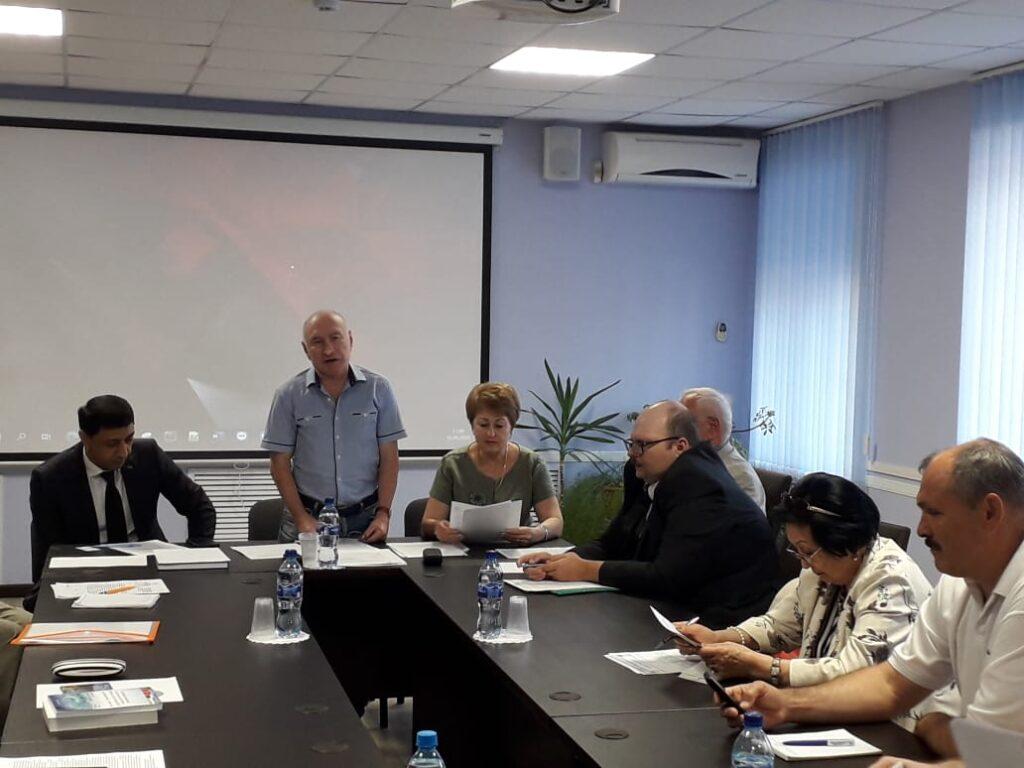 В Астрахани состоялась конференция по тематике каспийских биоресурсов