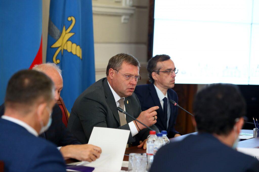 Состоялось заседание оргкомитета по подготовке Каспийского медиафорума