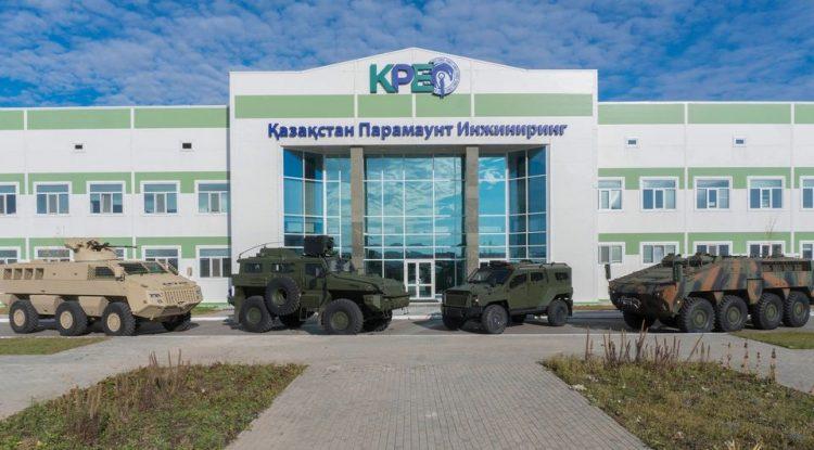Крупный производитель военной техники из Казахстана приостанавливает работу