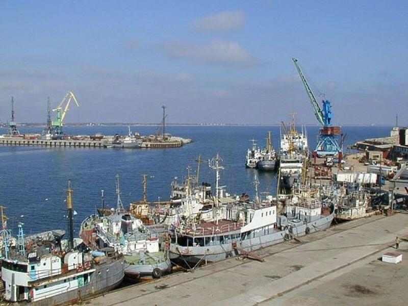 Грузооборот морского порта Махачкалы вырос на 11%