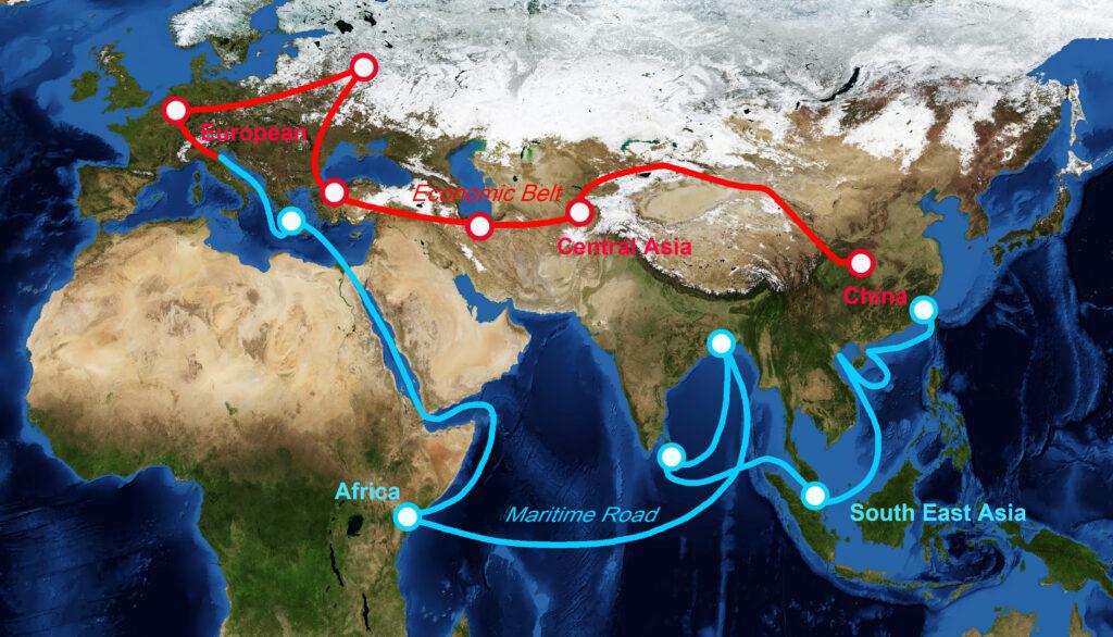 Транскаспийский маршрут доведут до африканских портов