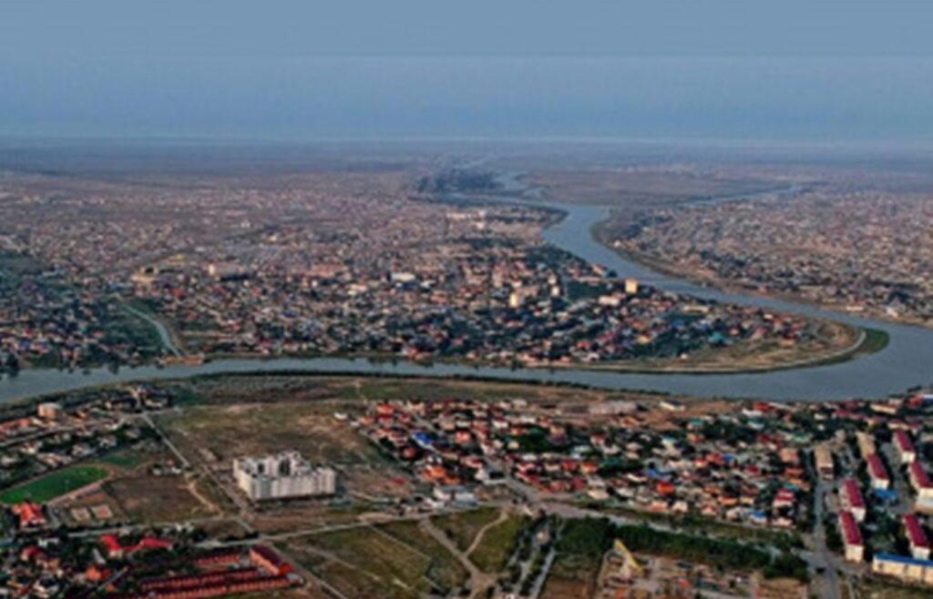 Вышла в свет книга о казахстанском Прикаспии
