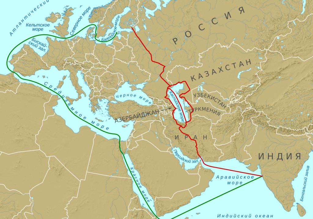 Иранский эксперт оценил перспективы реализации МТК «Север-Юг»