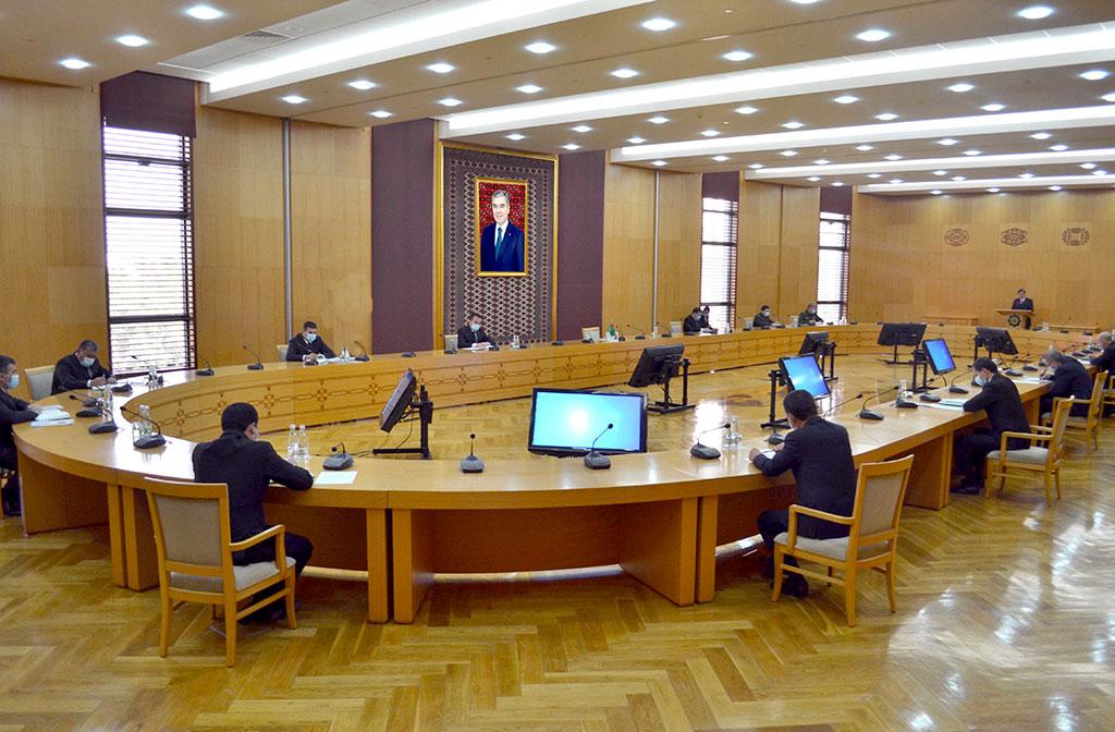 В Туркмении обсудили подготовку к VI Саммиту глав прикаспийских государств
