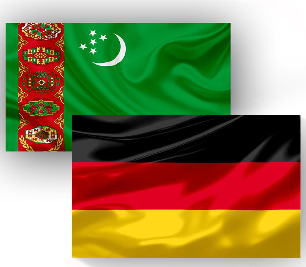 Состоялись туркмено-германские политические консультации