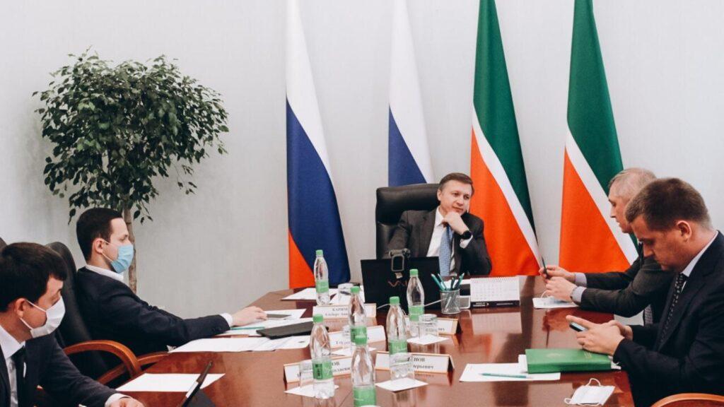 Туркменистан и Татарстан обсудили сотрудничество в сфере судостроения