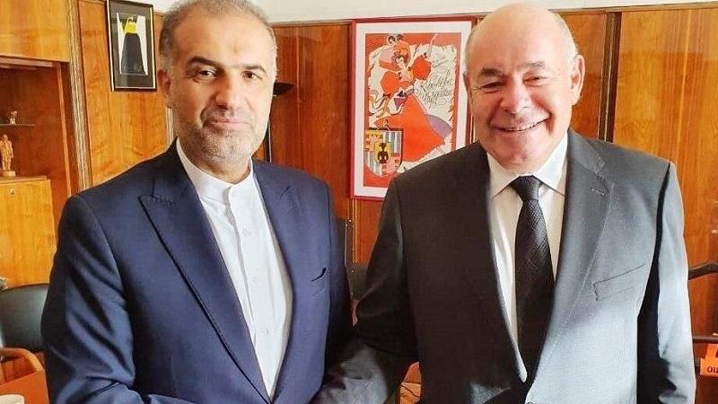 Состоялось обсуждение ирано-российского культурного сотрудничества