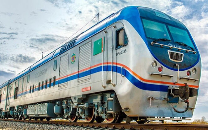 Железные дороги Туркменистана и Казахстана обсудили сотрудничество