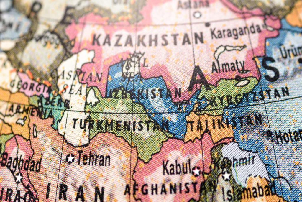 Афганистан как часть Центральной  Азии. Перспективы реинтеграции