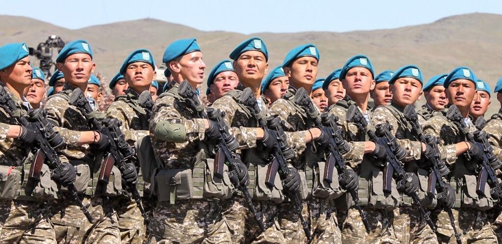 В рейтинге стран по уровню военной мощи Казахстан занял 63 место