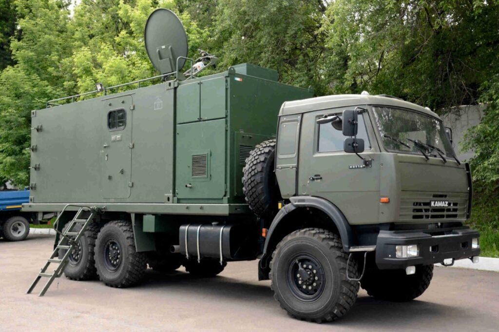 В региональное командование «Запад» ВС Казахстана поступили новейшие образцы техники