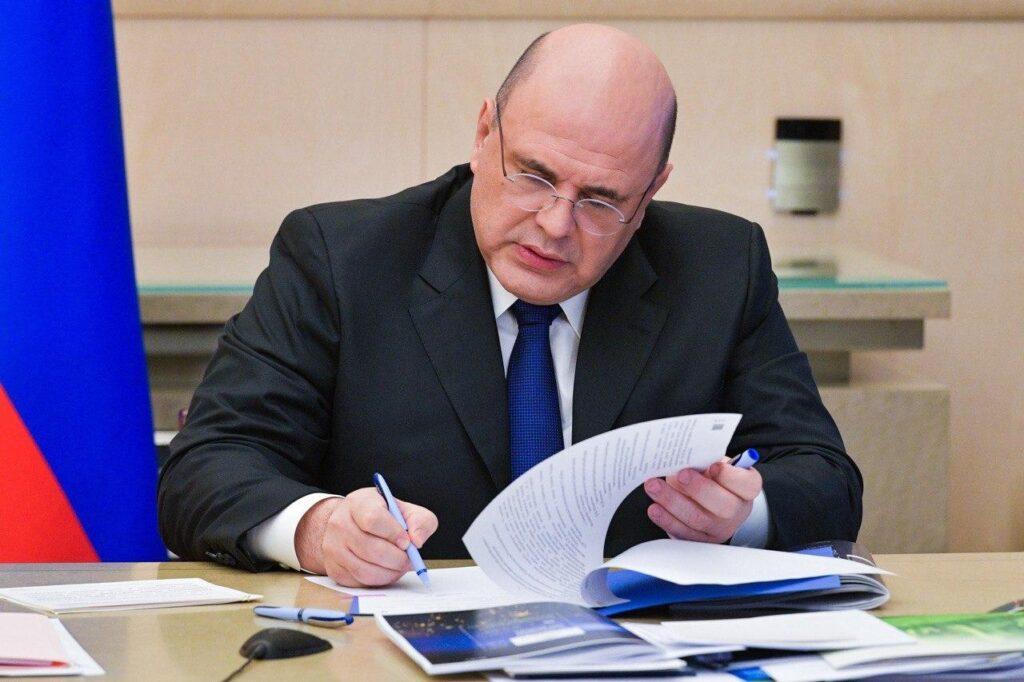 Михаил Мишустин подписал постановление о создании Каспийского кластера