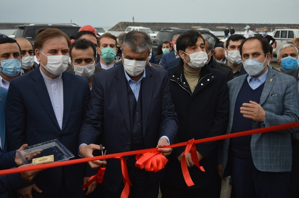 В северном каспийском порту Энзели Ирана запущен ряд инфраструктурных проектов