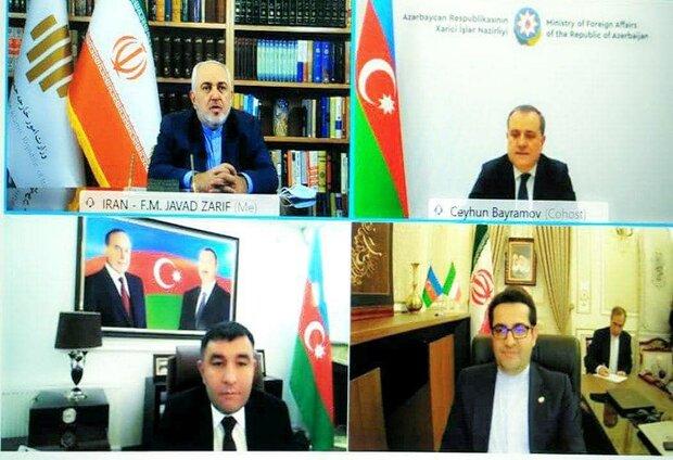 Тегеран и Баку обсудили развитие двусторонних отношений в «новых» условиях