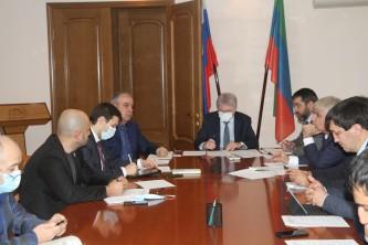 В Минтрансе Дагестана прошло совещание по вопросам развития каспийского морского туризма