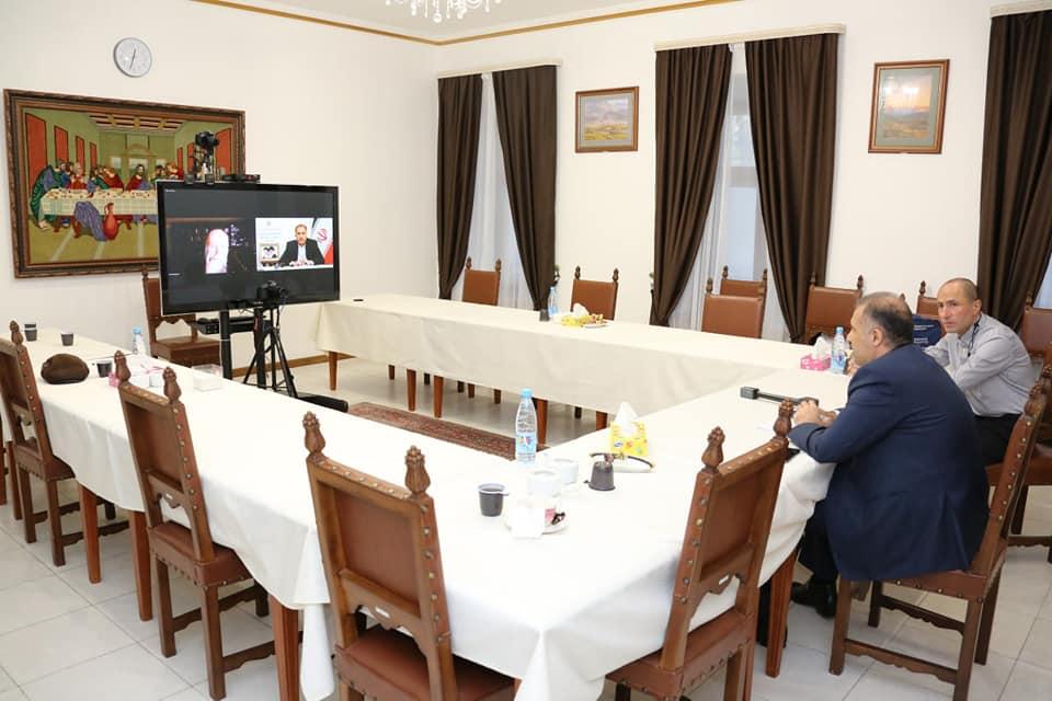 Казем Джалали провёл онлайн-встречу с российским геополитиком, евразийцем Александром Дугиным
