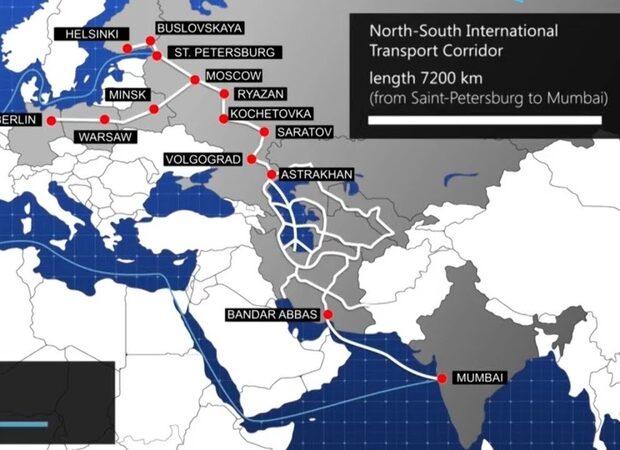 МТК Север-Юг как проект трансрегиональной организации – мнение эксперта