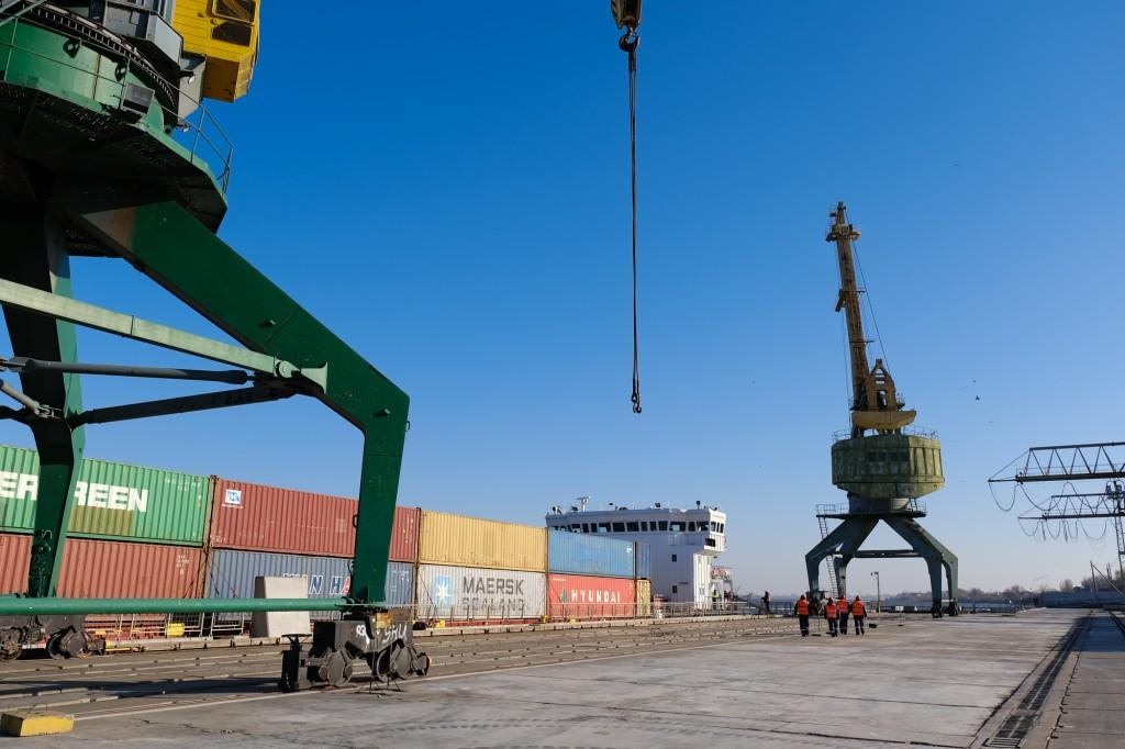 Объем экспорта из северных портов Ирана увеличился на 40 процентов