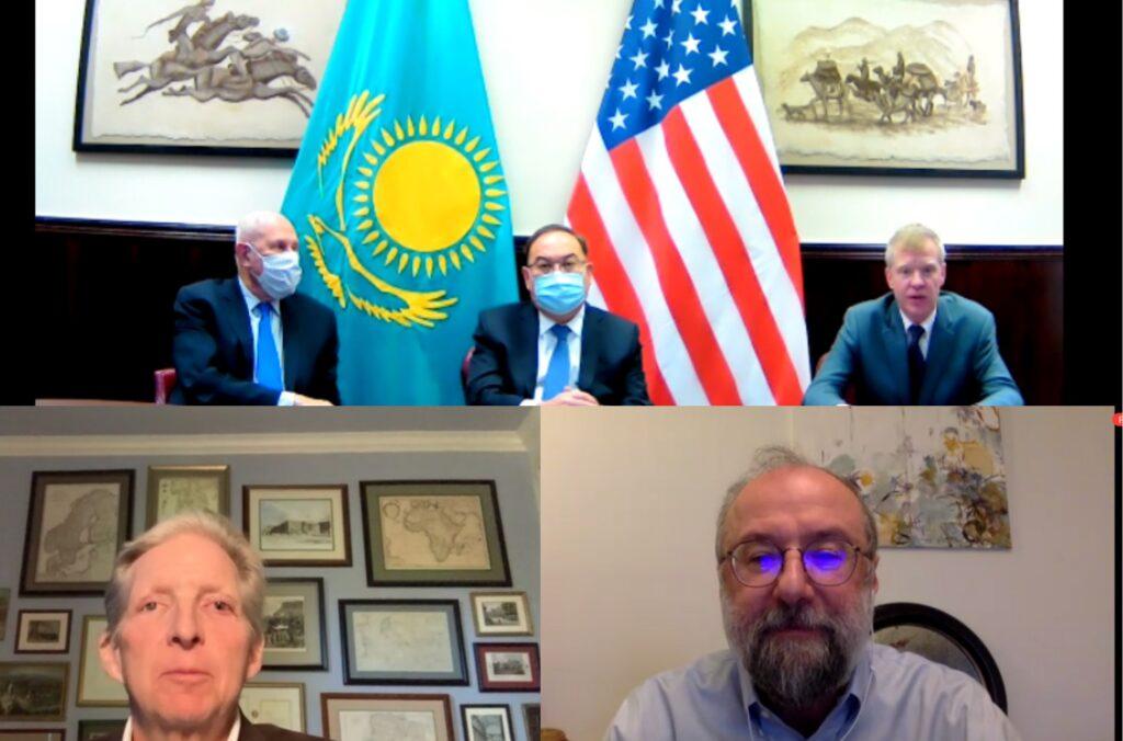 Вашингтонские эксперты обсудили роль Казахстана в урегулировании конфликтов