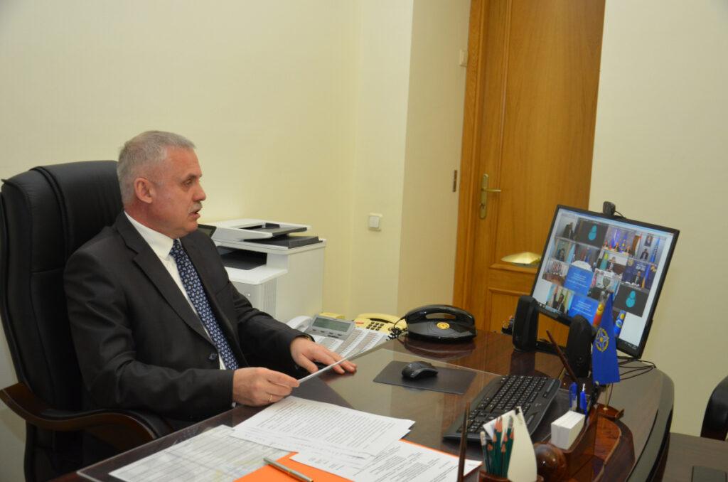 Генеральный секретарь ОДКБ о противодействии вызовам и угрозам безопасности в регионе
