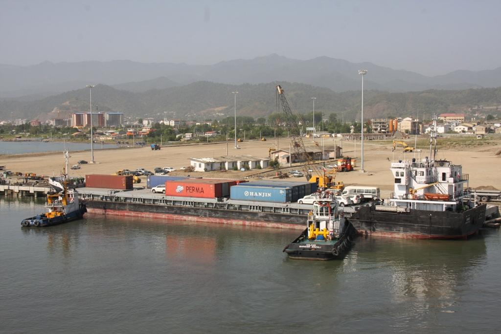 Иранский порт Астара стал новым центром контейнерных перевозок в регионе