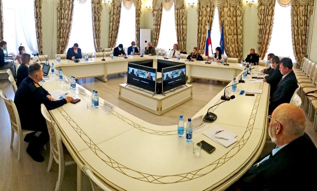 Состояние и перспективы развития подготовки логистических кадров в Прикаспийском регионе – итоги круглого стола