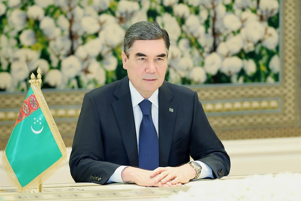 Каспийские аспекты выступления Президента Туркменистана на заседании Совета глав государств СНГ