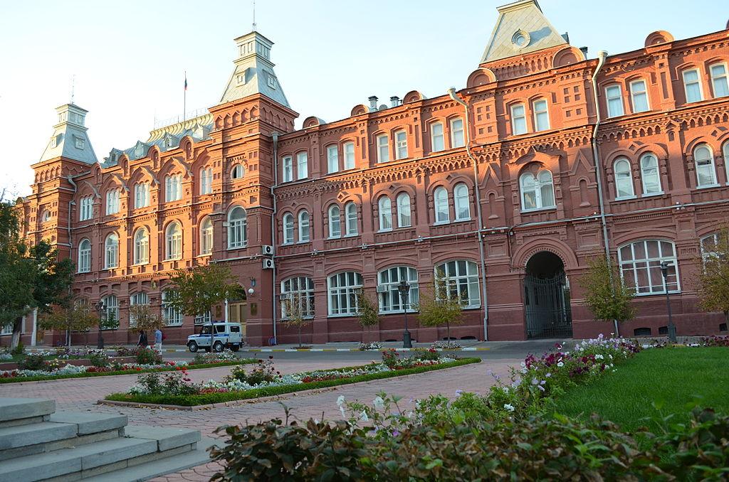 Астраханскую область посетили две представительные зарубежные делегации