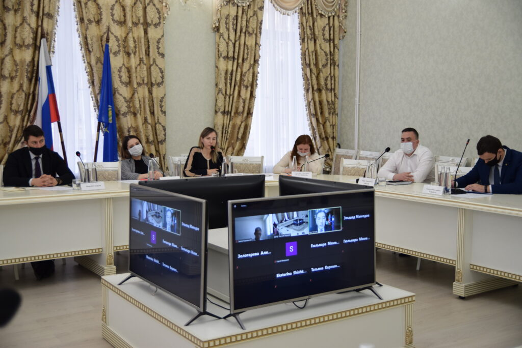 Международный круглый стол «Каспийская повестка: итоги и перспективы»