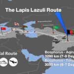 Согласована трёхсторонняя «дорожная карта» сотрудничества по Лазуритовому коридору
