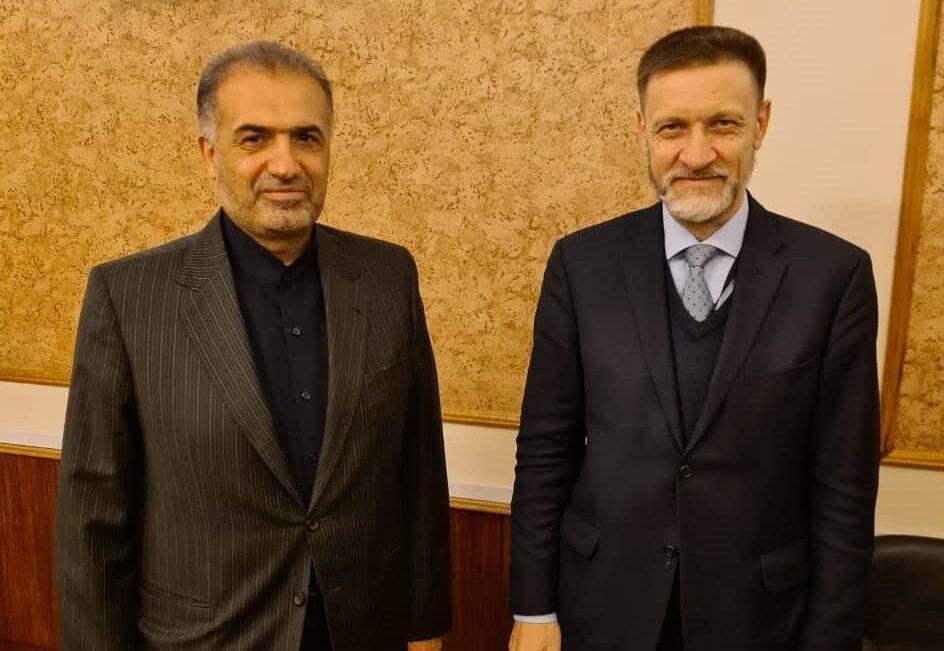 Представители Ирана и России обсудили актуальные вопросы каспийской тематики