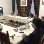 Иран и Россия провели торгово-промышленную видеоконференцию