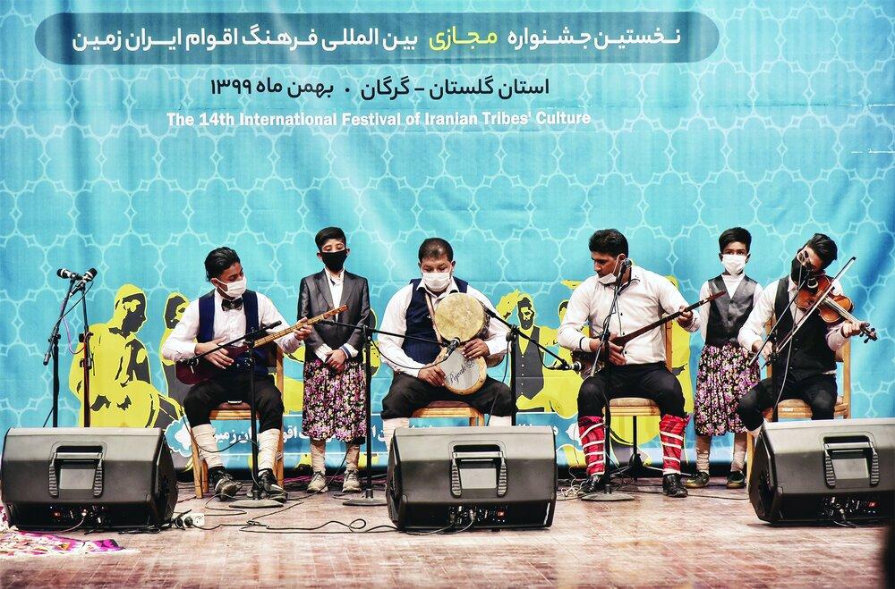 На севере Ирана прошёл международный фестиваль этнической культуры
