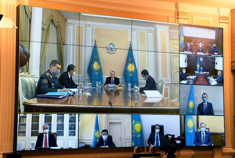 В Казахстане разрабатывается новая Стратегия национальной безопасности до 2025 года