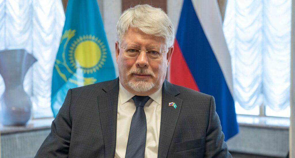 Россия и Казахстан  укрепят сотрудничество по сохранению Каспийского моря