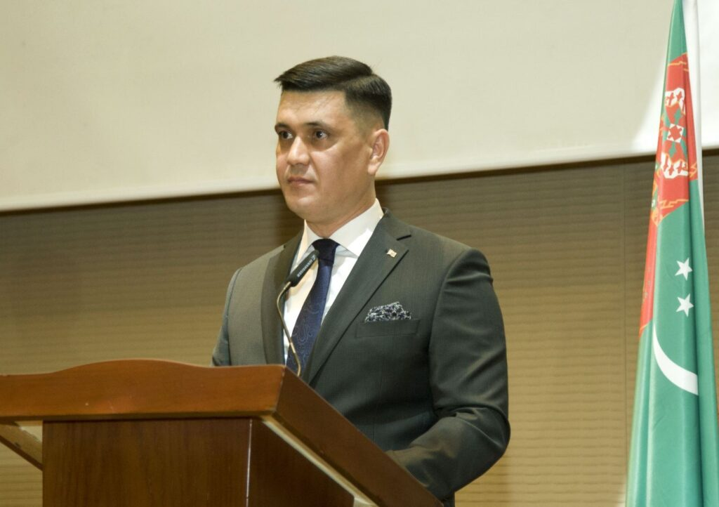 Посол Туркменистана рассказал о развитии сотрудничества между Баку и Ашхабадом на Каспии