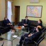 Астрахань и Иран намечают пути развития межрегионального сотрудничества на Каспии