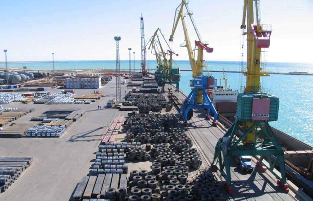 Порт Актау: вектор отправки грузов – Турция